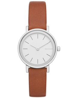 Hald Leather Brown Watch
