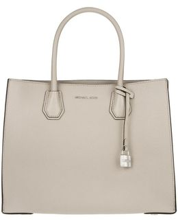 Mercer Lg Tote Leather Cement