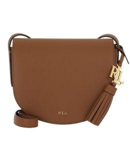 Caley Mini Saddle Bag Field Brown/monarch Orange