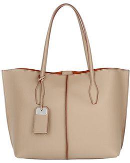 Joy Shopping Bag Media Beige