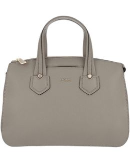 Giada Medium Satchel Sabbia