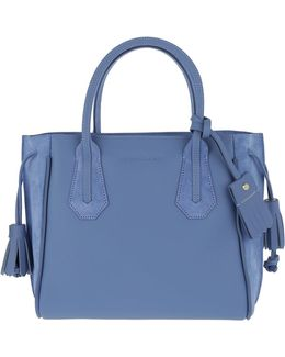 Penelope Fantaisie Tote Small Blue Mist