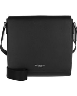 Harrison Md Messenger Black