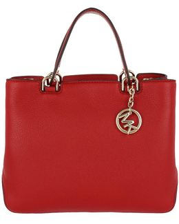 Anabelle Md Tz Tote Bright Red