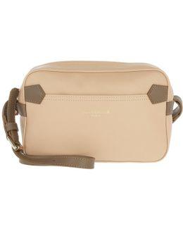 Le Pliage Heritage Crossbody Bag Sand/taupe