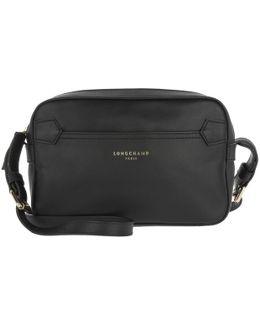 Le Pliage Heritage Crossbody Bag Black