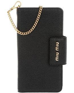 Madras Iphone Case Bag Nero