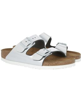 Arizona Bs Narrow Fit Sandal Silver