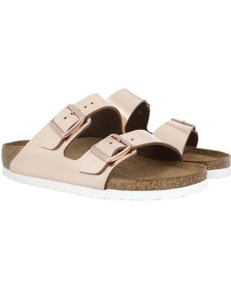 Arizona Bs Narrow Fit Sandal Metallic Copper