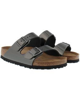 Arizona Soft Footbed Leather Sandal