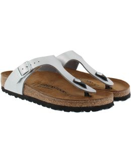 Gizeh Bs Regular Fit Sandal Silver