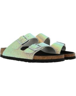 Arizona Bs Narrow Fit Sandal Ombre Pearls Silver Black