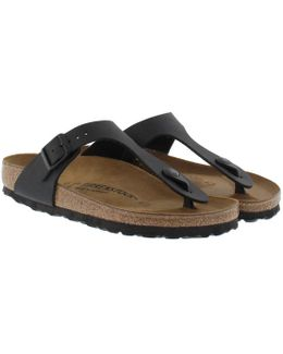 Gizeh Bs Regular Fit Sandal Black