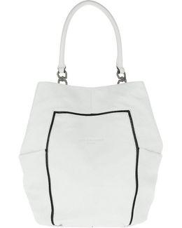 Jeanys7 Hobo Bag Ivory White
