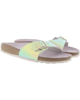 Madrid Bs Narrow Fit Sandal Ombre Pearl Silver Orchid