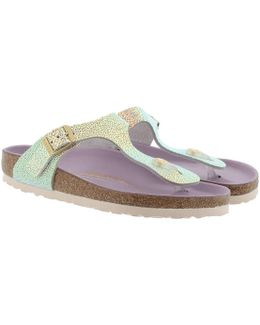 Gizeh Bs Regular Fit Sandal Ombre Pearl Silver Orchid