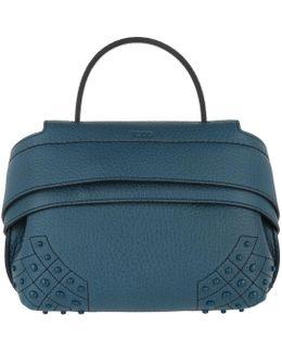 Wave Tote Bag Micro Blue
