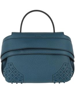 Wave Tote Bag Micro Blue
