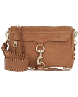 Mini M.a.c. Crossbody Bag Almond