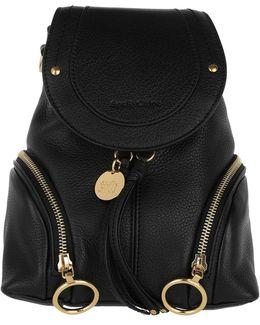 Olga Small Backpack Black