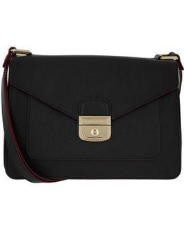 Le Pliage Héritage Hobo Bag Noir