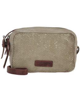 Dibajah7 Leather Crossbody Bag Metro Sand