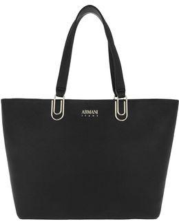 Shopping Bag Paper-clip Nero