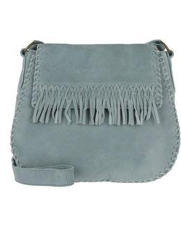 Esthere Vintage Shoulder Bag New Night Blue Light