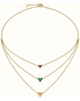 Rainbow Necklace Rainbow Necklace