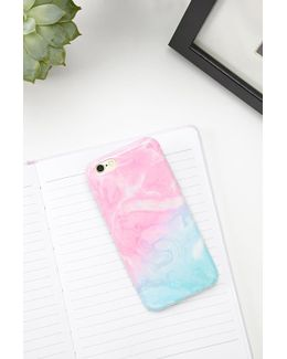Marbled Case For Iphone 6/6s
