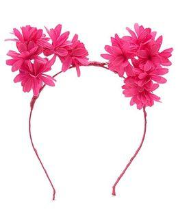 Led Light-up Floral Headband