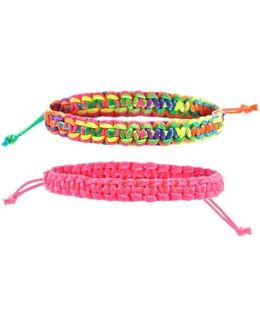 Braided Bracelet Set