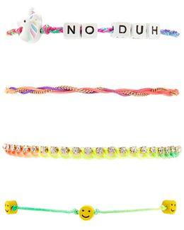 No Duh Bracelet Set