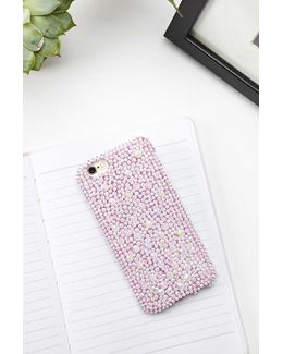 Rhinestone Case For Iphone 6/6s