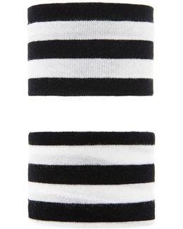 Striped Arm Band Set