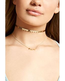 Heart Choker Set