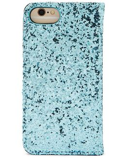 Glitter Wallet Case For Iphone 6/6s