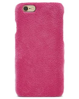 Faux Fur Case For Iphone 6/6s