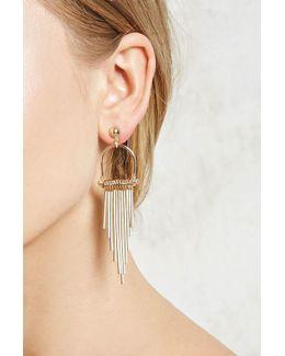 Matchstick Drop Earrings