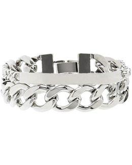 Layered Chain Bracelet