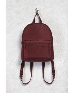 Medium Nylon Backpack