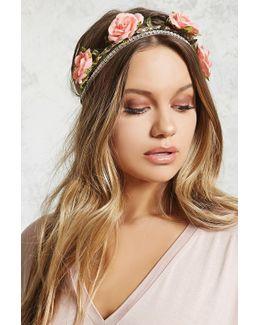 Floral Headwrap Set