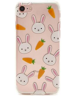 Bunny Graphic Case For Iphone 7