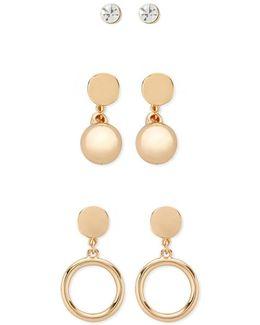 Drop Earring Set