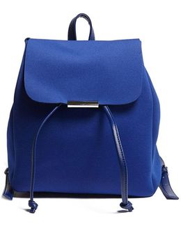 Scuba Knit Backpack