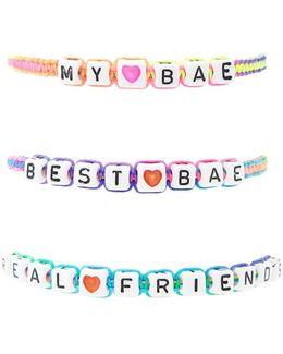 Beaded My Bae Bracelet Set
