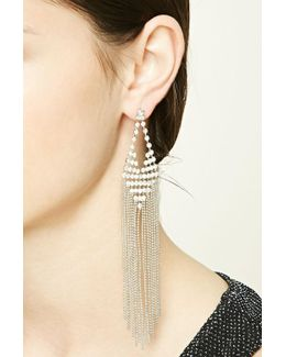 Beaded Duster Earrings