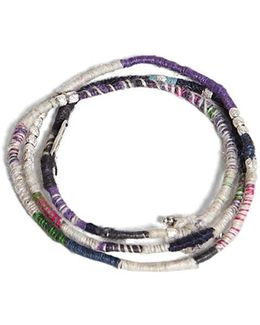 Ebb And Flow Wrap Bracelet