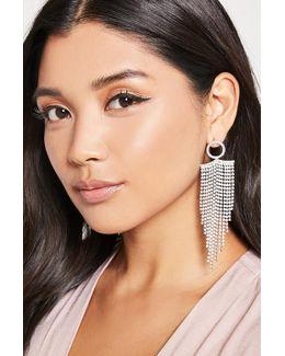 Chainmail Duster Earrings