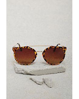 Men Browline Sunglasses